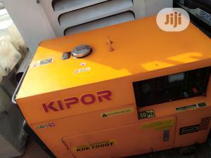 5kva Original Sound Proof Diesel Generator   Electrical Equipment for sale in Abuja (FCT) State, Utako