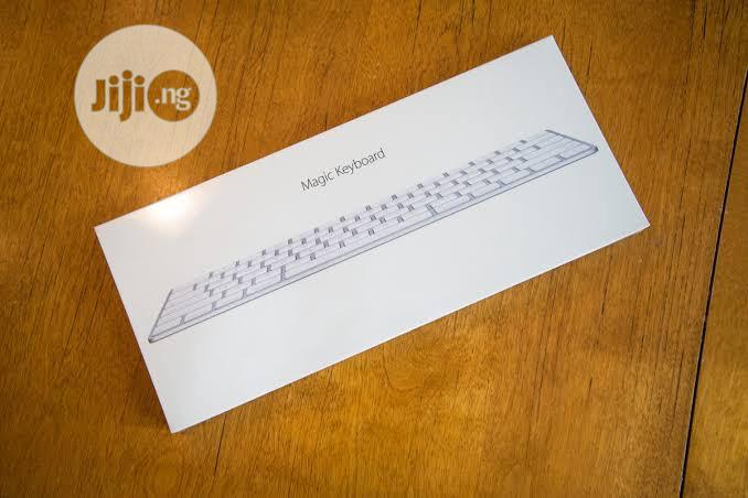 Archive: Apple Magic Keyboard