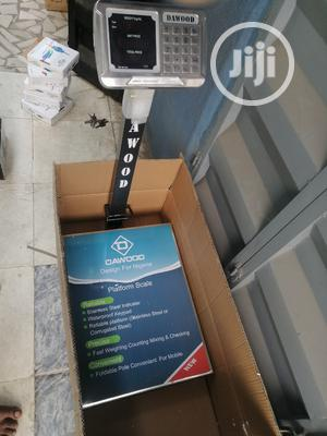 300kg Digital Weighing Scale Stainless Bass | Store Equipment for sale in Lagos State, Ojo