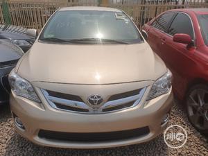 Toyota Corolla 2013 Gold | Cars for sale in Oyo State, Ibadan