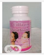 Collagen+Glutathione Whitening Capsule (100 Capsules) | Vitamins & Supplements for sale in Lagos State, Lagos Island