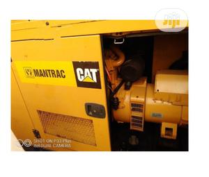 Almost New 30kva Mantrac Caterpillar Generator   Electrical Equipment for sale in Lagos State, Ikeja