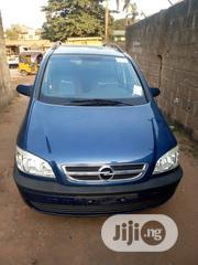 Opel Zafira 2002 Blue   Cars for sale in Lagos State, Ikeja