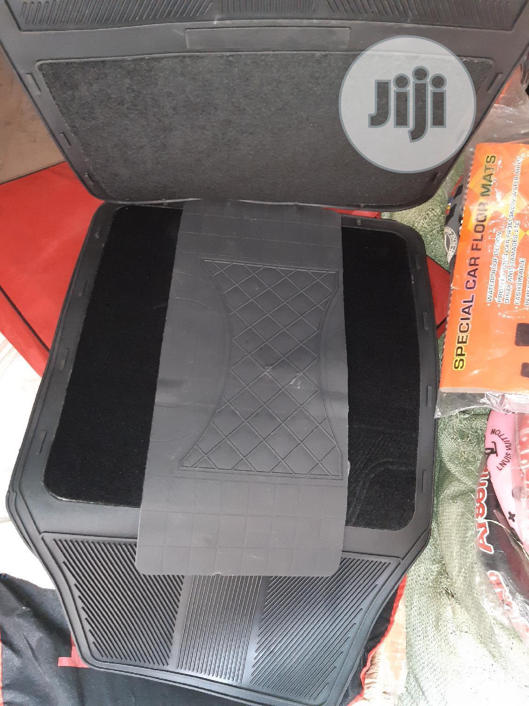 Toyota Rug Foot Mat