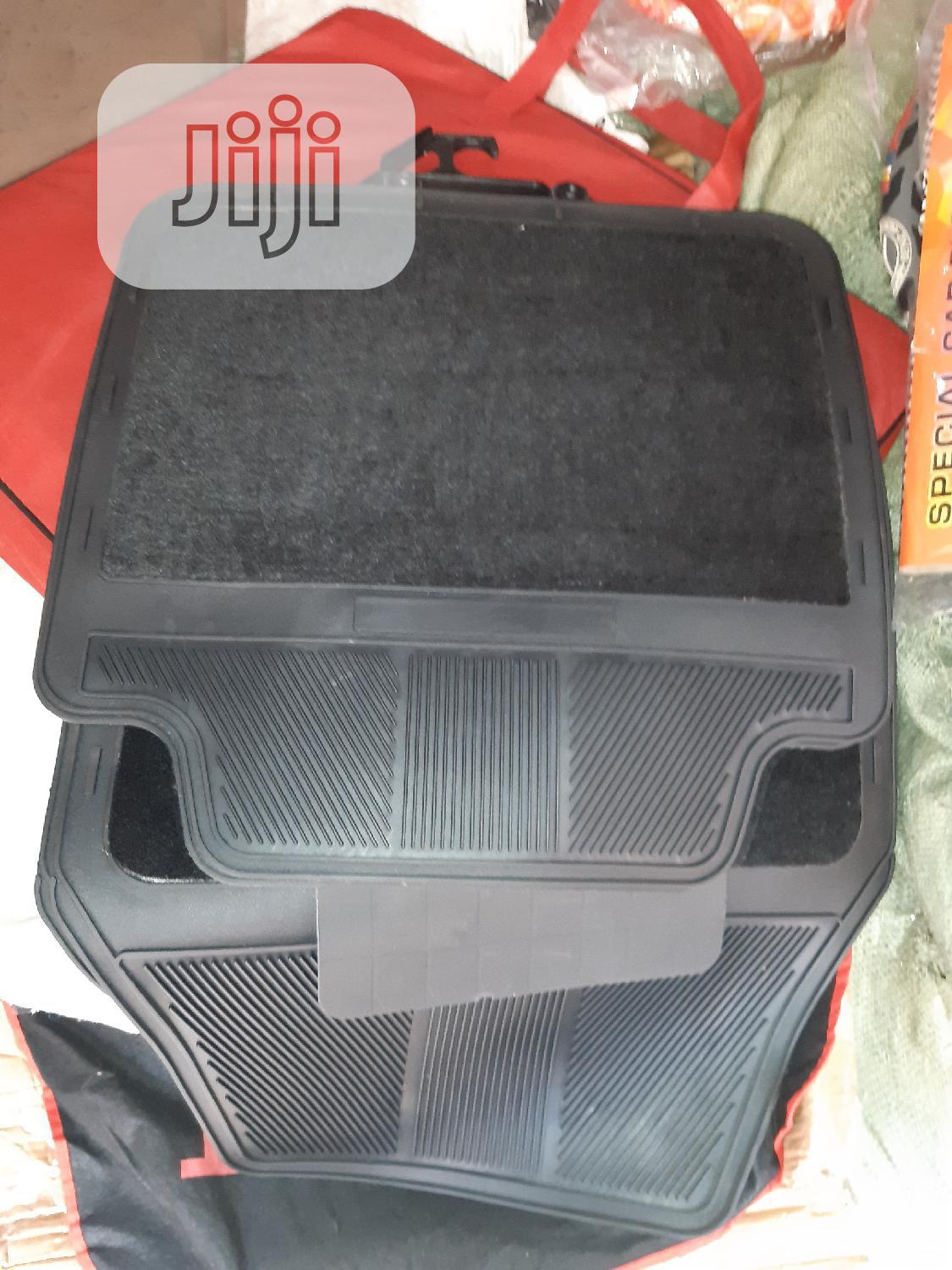 Toyota Rug Foot Mat | Vehicle Parts & Accessories for sale in Amuwo-Odofin, Lagos State, Nigeria