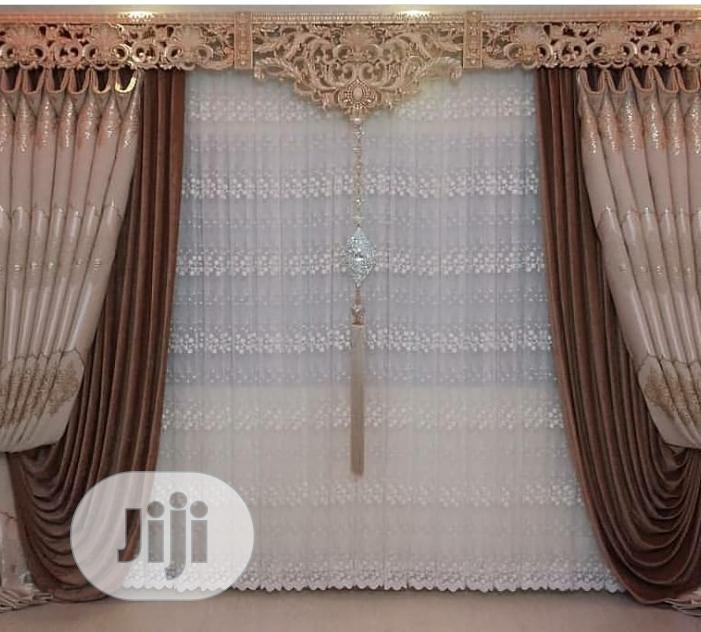 Archive: Turkish Executive Curtain