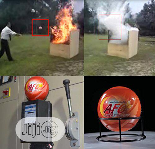 Archive: Afo Fire Ball