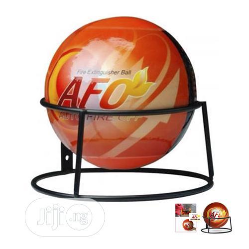 Fire Ball Afo