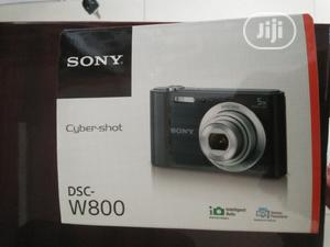 Sony DS W800 Cyber-Shot | Photo & Video Cameras for sale in Lagos State, Ikeja