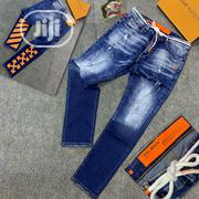 Off-White Unisex Jeans   Clothing for sale in Lagos State, Lagos Island