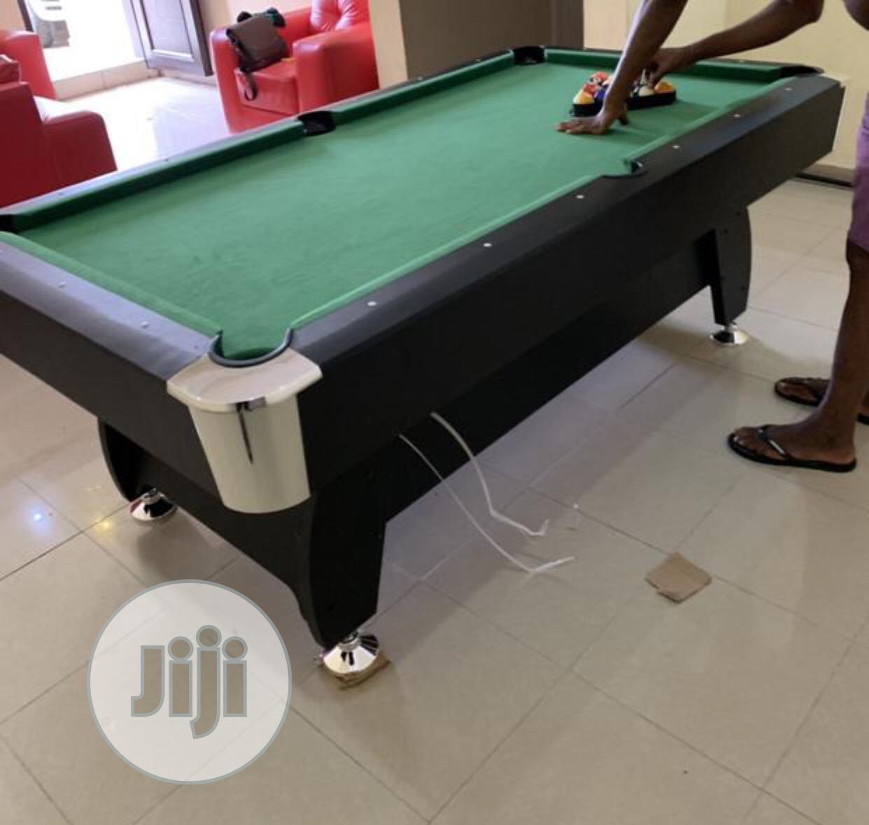 Snooker Board
