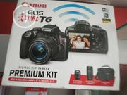 CANON EOS Rebel T6 Combo Park | Photo & Video Cameras for sale in Lagos State, Ikeja