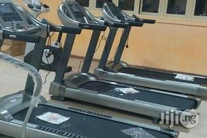 4HP Commercial Motorized Treadmill Machine   Sports Equipment for sale in Lagos State, Ikeja