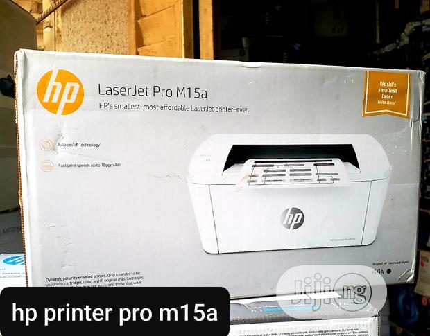 Hp Laserjet Printer Pro M15a