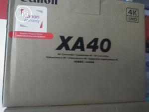 CANON Xa40 Camcorder Camera | Photo & Video Cameras for sale in Lagos State, Ikeja