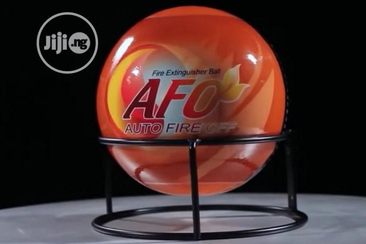 Archive: Afo Extinguisher Ball