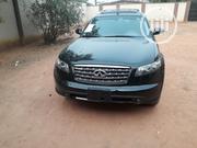 Infiniti FX 2006 45 AWD Black | Cars for sale in Lagos State, Ikotun/Igando