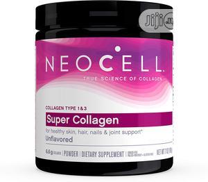 Neocell Super Collagen Powder 6,600mg Collagen Types 1 & 3 - 198g   Vitamins & Supplements for sale in Lagos State, Lekki