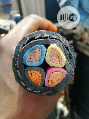 35mm Armored Cable | Electrical Equipment for sale in Lagos State, Ojo