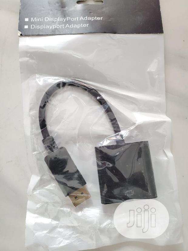 Mini Display Port To HDMI Adapter.