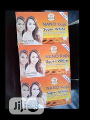 Nano Kojic Super White With, Kojic, Gluta, Papaya & Arbutin | Bath & Body for sale in Lagos State, Ojo