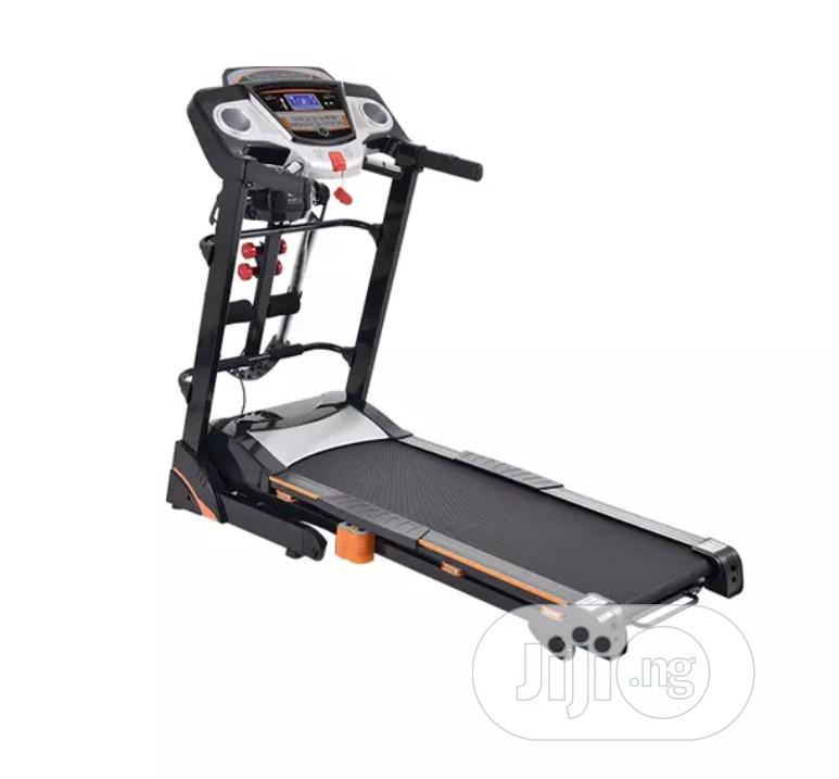 Archive: Generic Fitness Treadmill 2.5HP