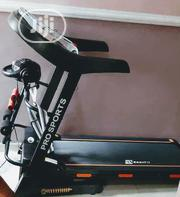 2.5hp Treadmill With Massager and Twisted Dumbell | Sports Equipment for sale in Lagos State, Surulere