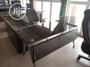 High Quality Glass Office Table | Furniture for sale in Lagos State, Ajah