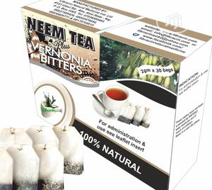 Clear Pimples and Acne With Neem Tea Plus Vernonia Bitters   Vitamins & Supplements for sale in Ebonyi State, Abakaliki