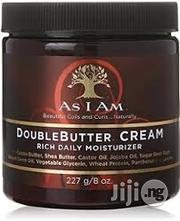 As I Am Doublebutter Cream 454ml   Hair Beauty for sale in Lagos State