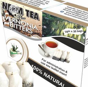 Neem Tea Plus Vernonia Bitters: Tackle Stubborn Malaria and Typhoid   Vitamins & Supplements for sale in Enugu State, Enugu