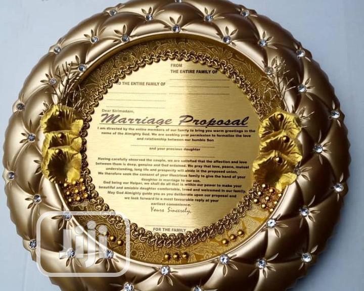 Archive: Traditionla Letter