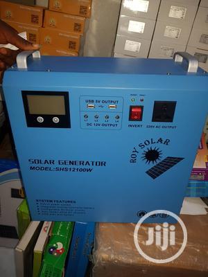 12100watts Solar Generator | Solar Energy for sale in Lagos State, Ojo
