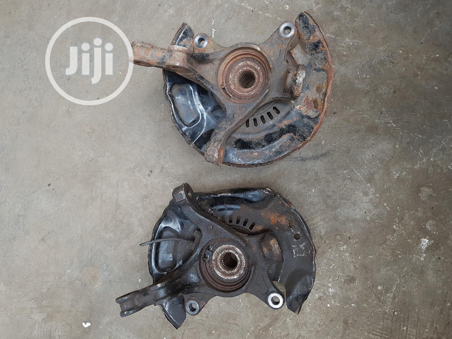 Archive: Front Hub Yaris 05