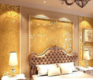 Gold Wallpaper   Home Accessories for sale in Lagos State, Yaba
