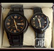Police Couples Black Wristwatch | Watches for sale in Lagos State, Surulere