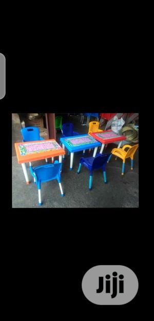 Executive Baby Chair And Table | Children's Furniture for sale in Edo State, Benin City