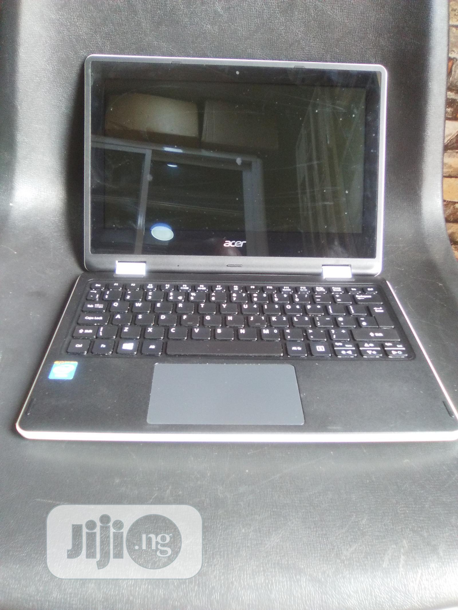 Laptop Acer Aspire R-13 4GB Intel Pentium HDD 250GB | Laptops & Computers for sale in Ikeja, Lagos State, Nigeria
