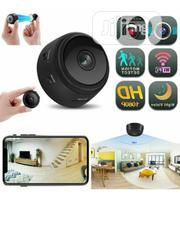 A9 Wifi 1080P Full HD Night Vision Wireless IP Camera, Hidden Camera | Security & Surveillance for sale in Lagos State, Ikeja
