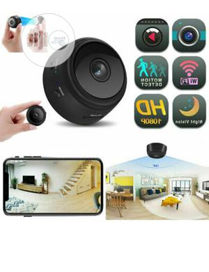A9 Wifi 1080P Night Vision Wireless IP Camera, Hidden Camera | Security & Surveillance for sale in Lagos State, Ikeja