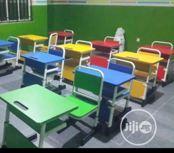 Children Learning Chair