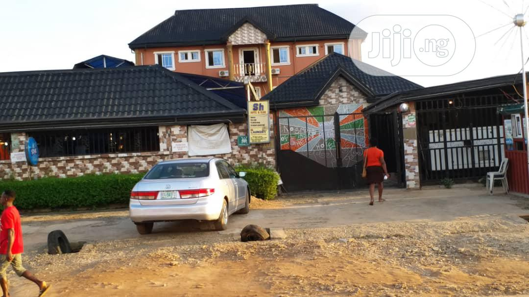 Archive: Newly Built Massive 20 Rooms Hotel for Sale at Igando