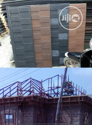 Original New Zealand Tilcor Stone Coated Gerard Roof Shingle | Building Materials for sale in Lagos State, Ikeja