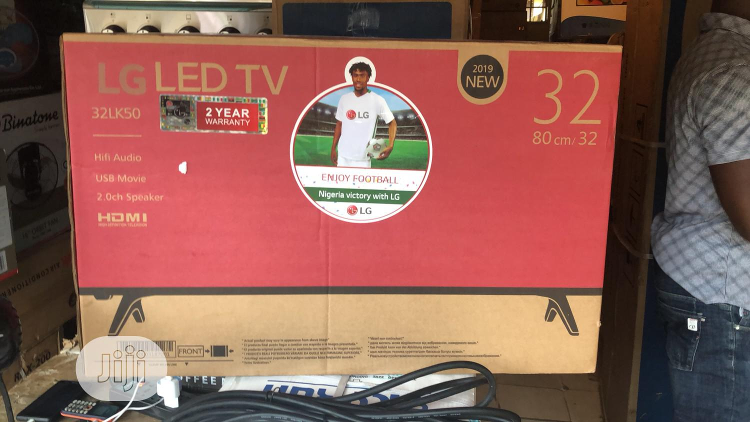 Archive: LG LED TV 32inch