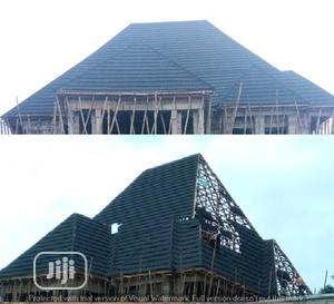 Durable New Zealand Tilcor Stone Coated Gerard Roof Shake   Building Materials for sale in Lagos State, Ojota