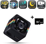 Spy Camera Wireless Hidden Camera With Audio, Mini Hidden Spy Camera | Security & Surveillance for sale in Lagos State, Ikeja