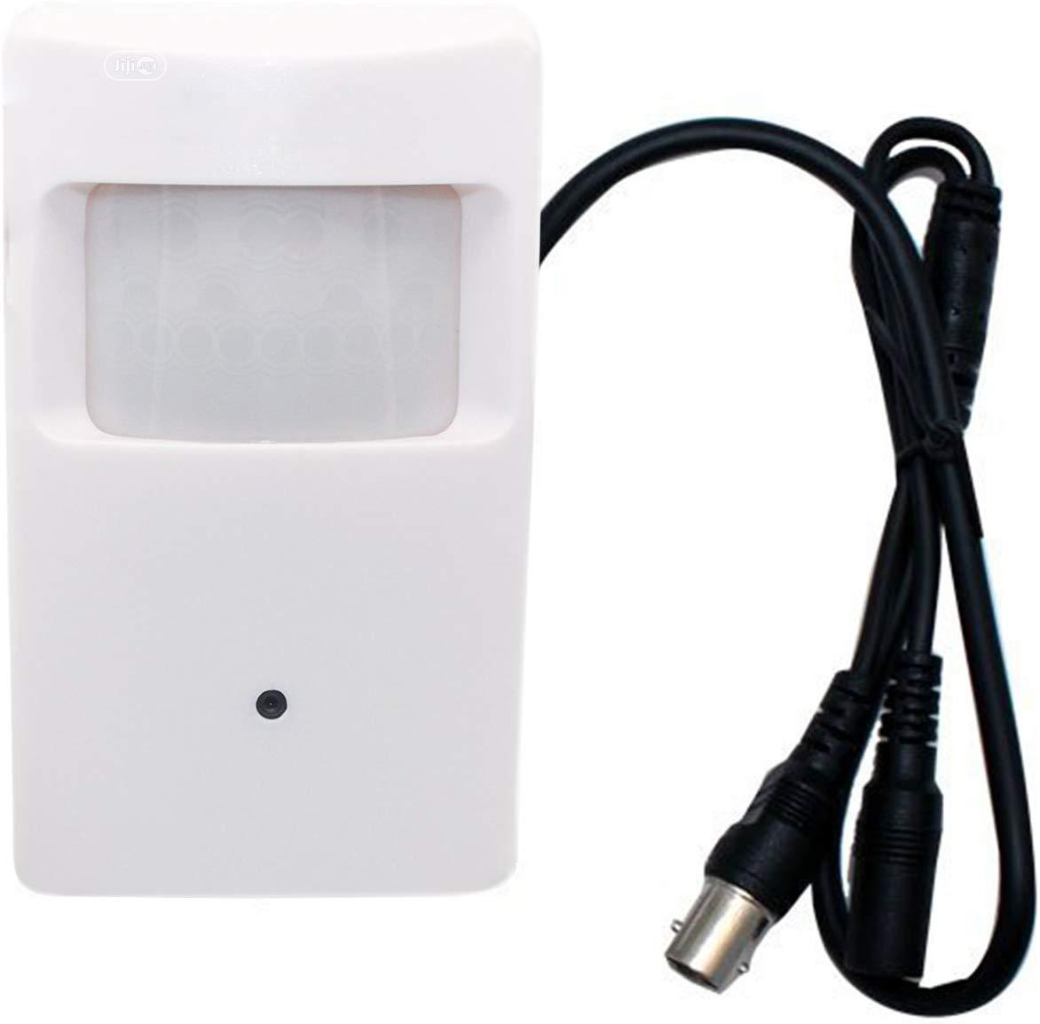 1/3-inch CCD Hidden Camera With 18 Units IR LED 700 Mm Lens Wide