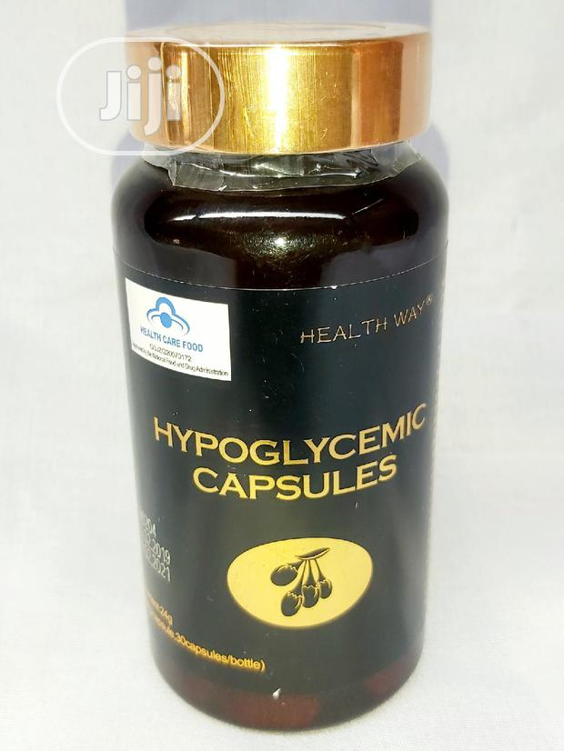 Hypoglycemic Capsules Stabilizes Blood Sugar and Lowers Cholesterol