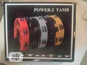 Power 2 Tamb Tambourine   Musical Instruments & Gear for sale in Lagos State, Ojo