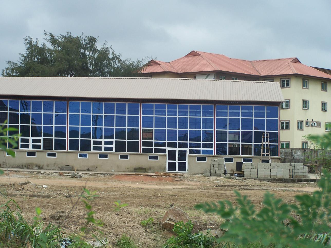 Prefabricated Steel Structures, Warehouse, Industrial Building
